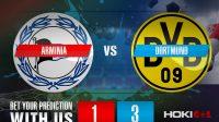 Prediksi Bola Arminia Vs Dortmund 31 Oktober 2020