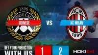 Prediksi Bola Udinese Vs AC Milan 1 November 2020