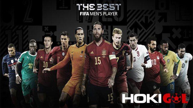11 Nominasi The Best FIFA Men Awards 2020