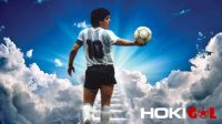 Legenda Timnas Argentina Diego Maradona Meninggal Dunia