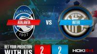 Prediksi Bola Atalanta Vs Inter 8 November 2020