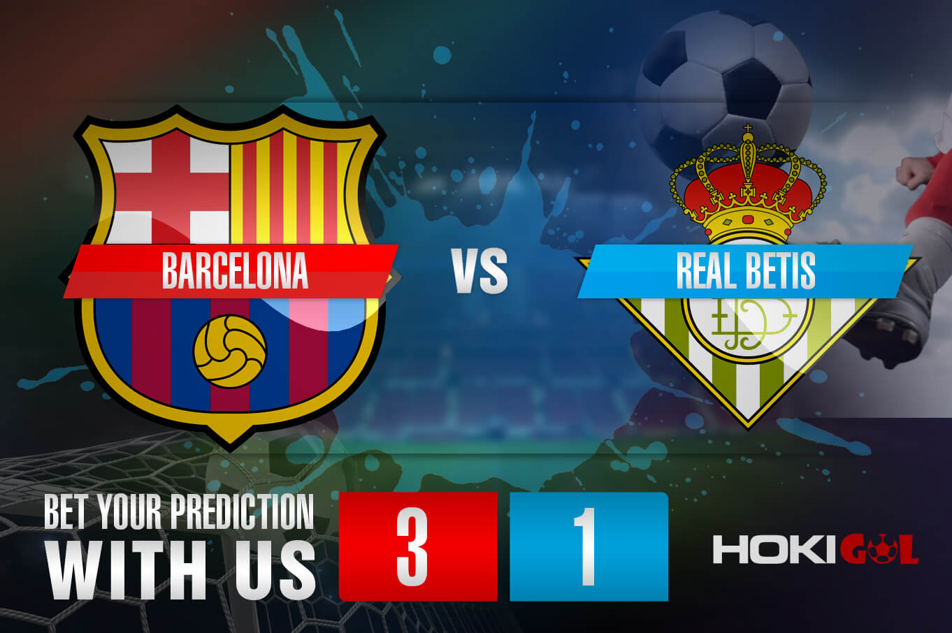 Prediksi Bola Barcelona Vs Real Betis 7 November 2020