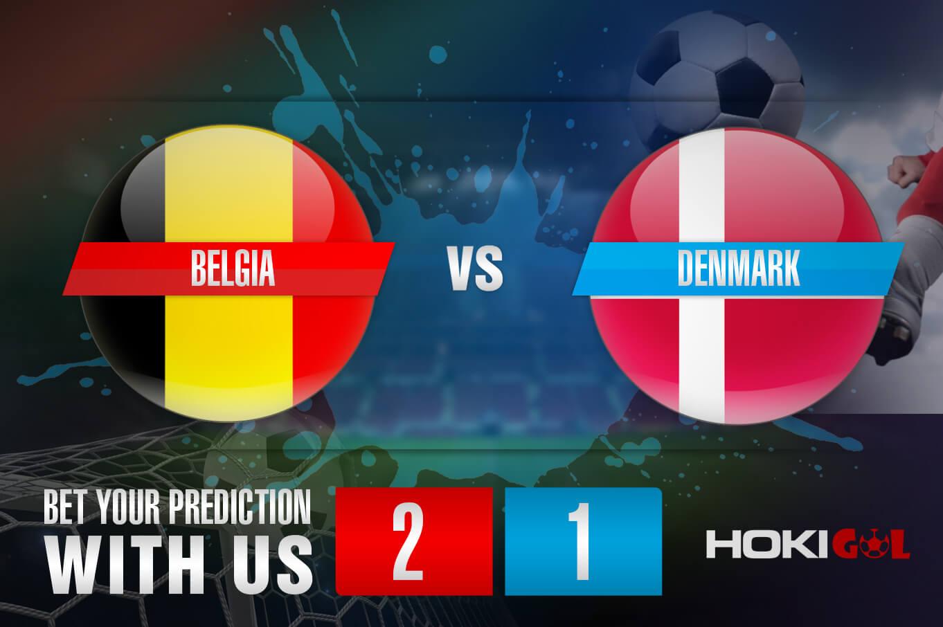 Prediksi Bola Belgia Vs Denmark 19 November 2020