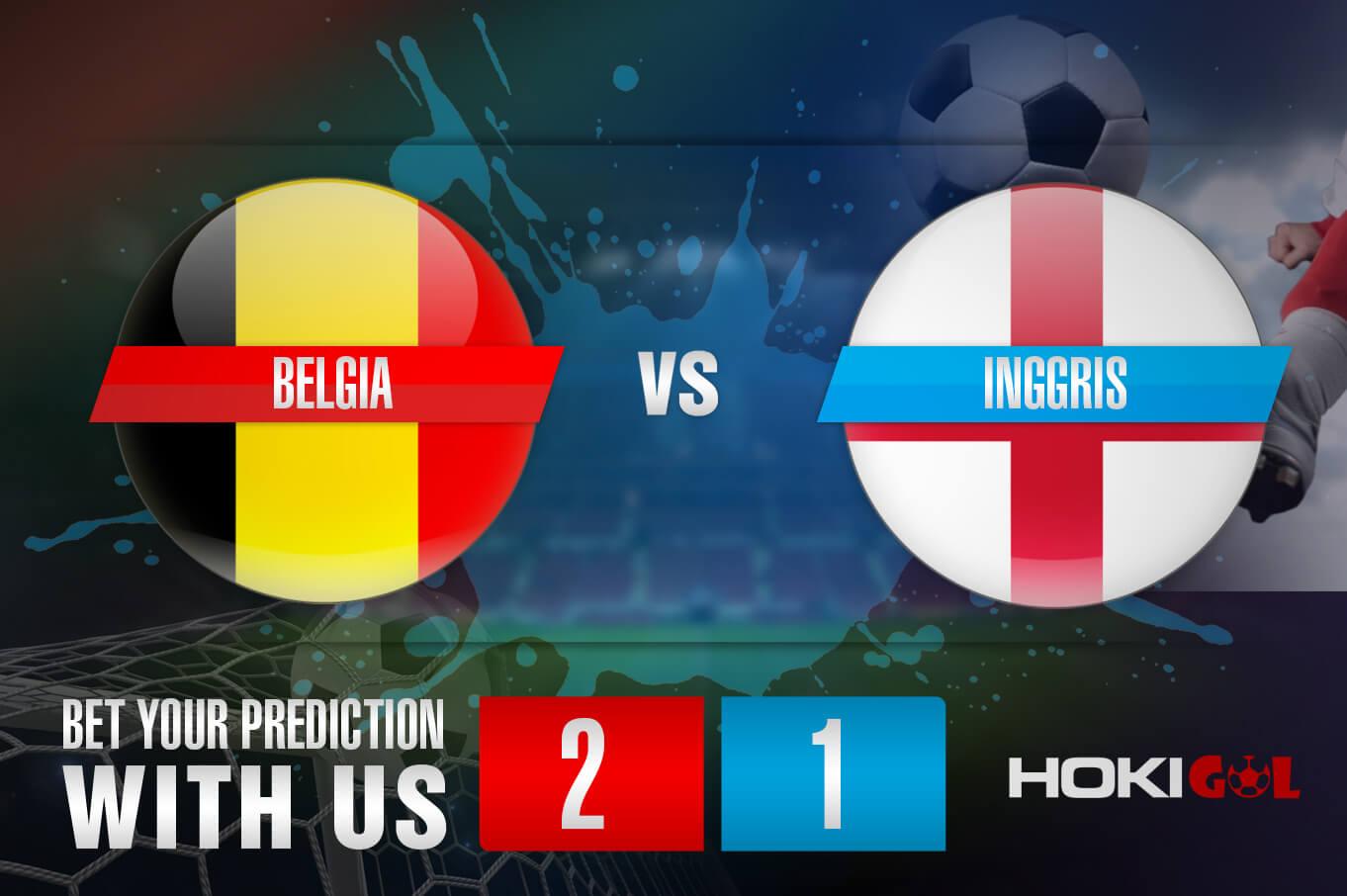 Prediksi Bola Belgia Vs Inggris 16 November 2020