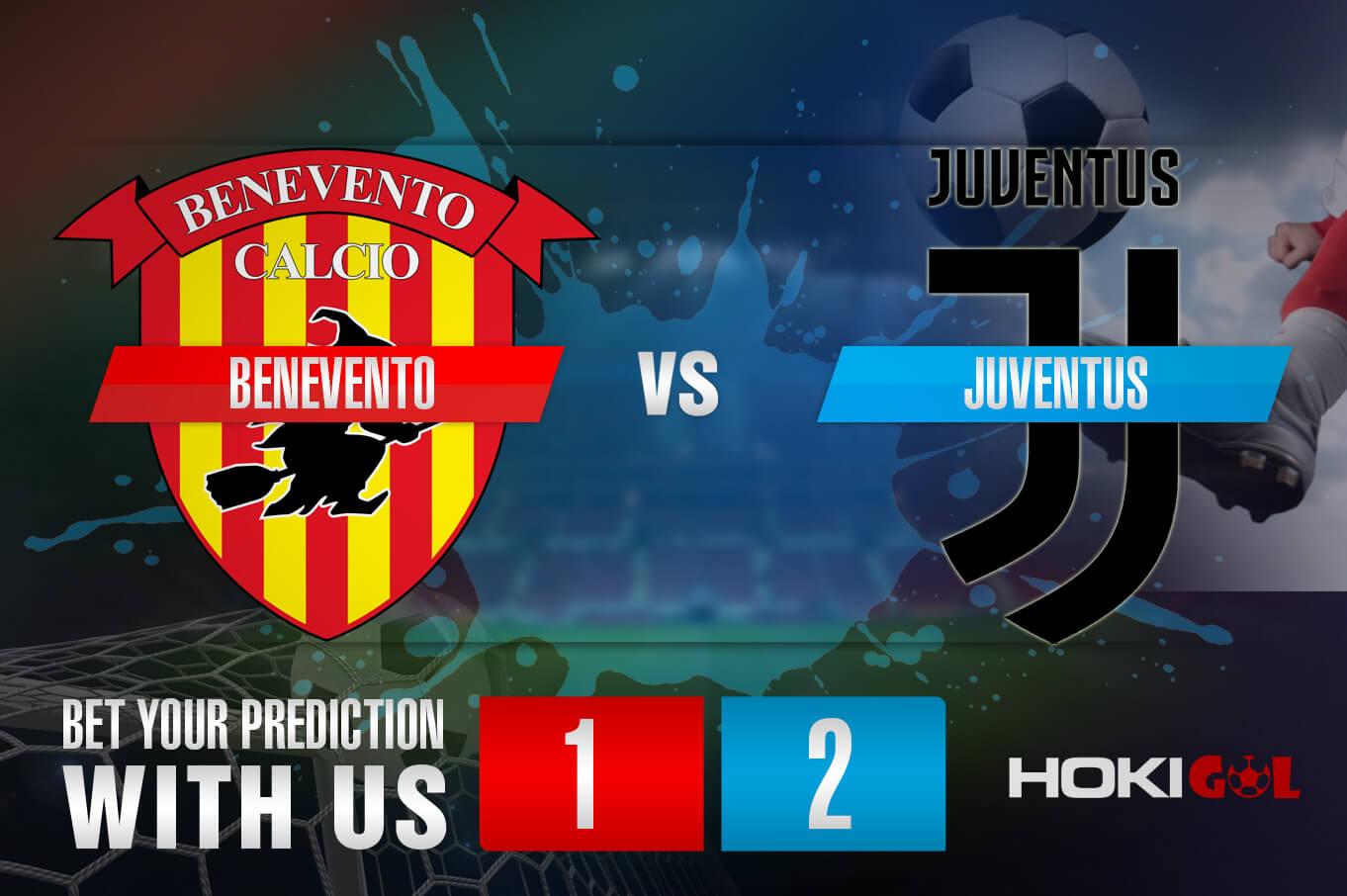 Prediksi Bola Benevento Vs Juventus 29 November 2020