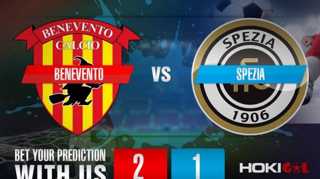 Prediksi Bola Benevento Vs Spezia 8 November 2020