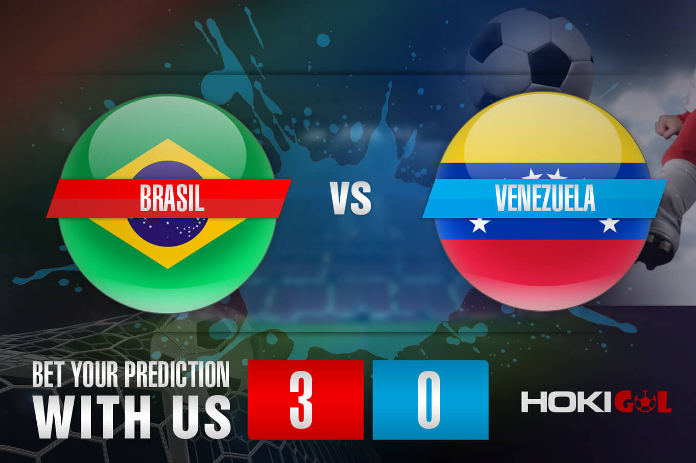 Prediksi Bola Brasil vs Venezuela 14 November 2020