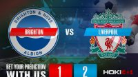 Prediksi Bola Brighton Vs Liverpool 28 November 2020