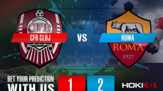 Prediksi Bola CFR Cluj Vs Roma 27 November 2020