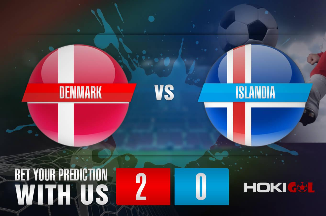 Prediksi Bola Denmark Vs Islandia 16 November 2020