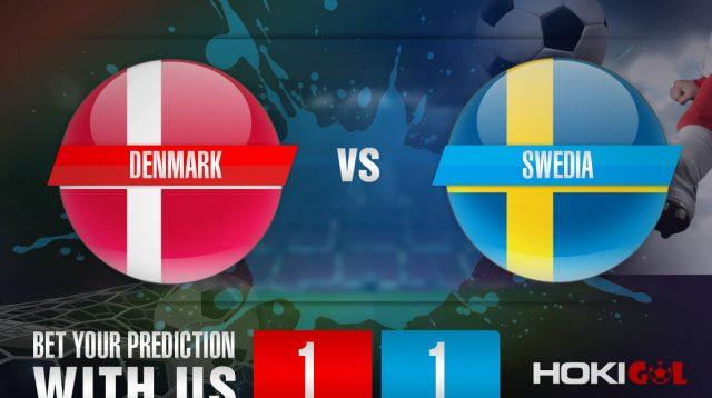 Prediksi Bola Denmark Vs Swedia 12 November 2020