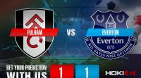Prediksi Bola Fulham Vs Everton 22 November 2020