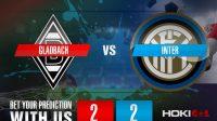 Prediksi Bola Gladbach Vs Inter 2 Desember 2020