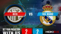 Prediksi Bola Inter Vs Real Madrid 26 November 2020