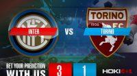 Prediksi Bola Inter Vs Torino 22 November 2020