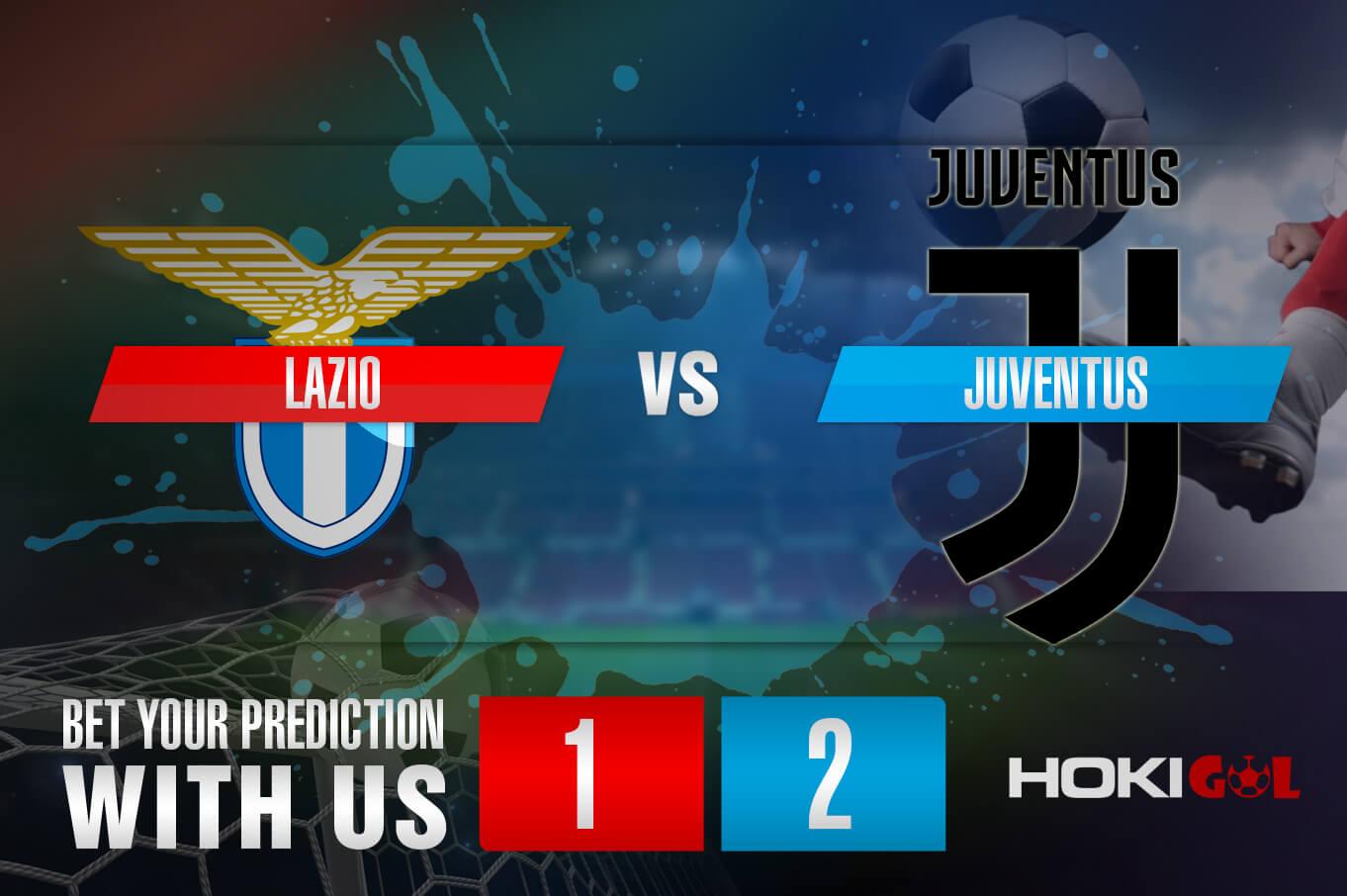 Prediksi Bola Lazio Vs Juventus 8 November 2020