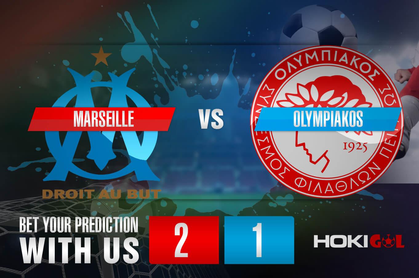 Prediksi Bola Marseille Vs Olympiakos 2 Desember 2020