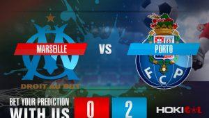 Prediksi Bola Marseille Vs Porto 26 November 2020