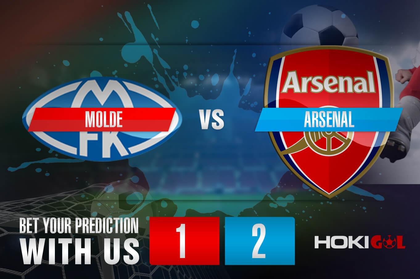 Prediksi Bola Molde Vs Arsenal 27 November 2020