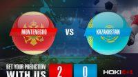Prediksi Bola Montenegro Vs Kazakhstan 12 November 2020