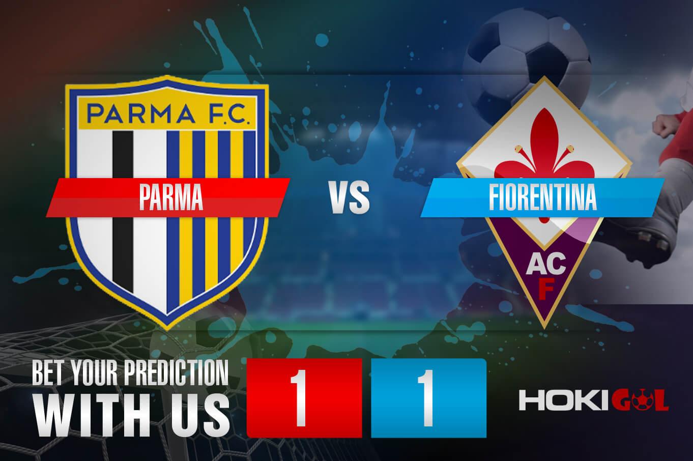 Prediksi Bola Parma Vs Fiorentina 8 November 2020