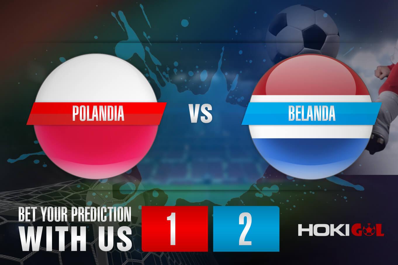 Prediksi Bola Polandia Vs Belanda 19 November 2020