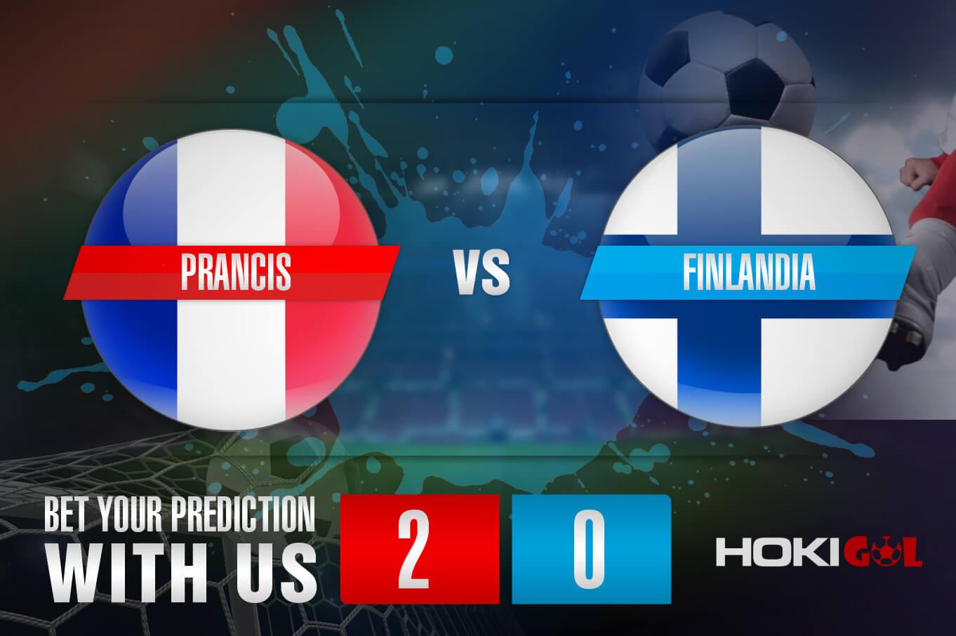 Prediksi Bola Prancis Vs Finlandia 12 November 2020