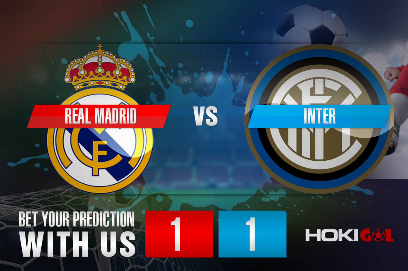 Prediksi Bola Real Madrid Vs Inter 4 November 2020