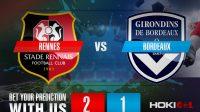Prediksi Bola Rennes Vs Bordeaux 21 November 2020