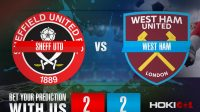 Prediksi Bola Sheff Utd Vs West Ham 22 November 2020