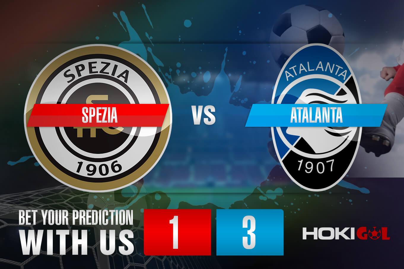 Prediksi Bola Spezia Vs Atalanta 22 November 2020