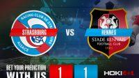 Prediksi Bola Strasbourg Vs Rennes 28 November 2020