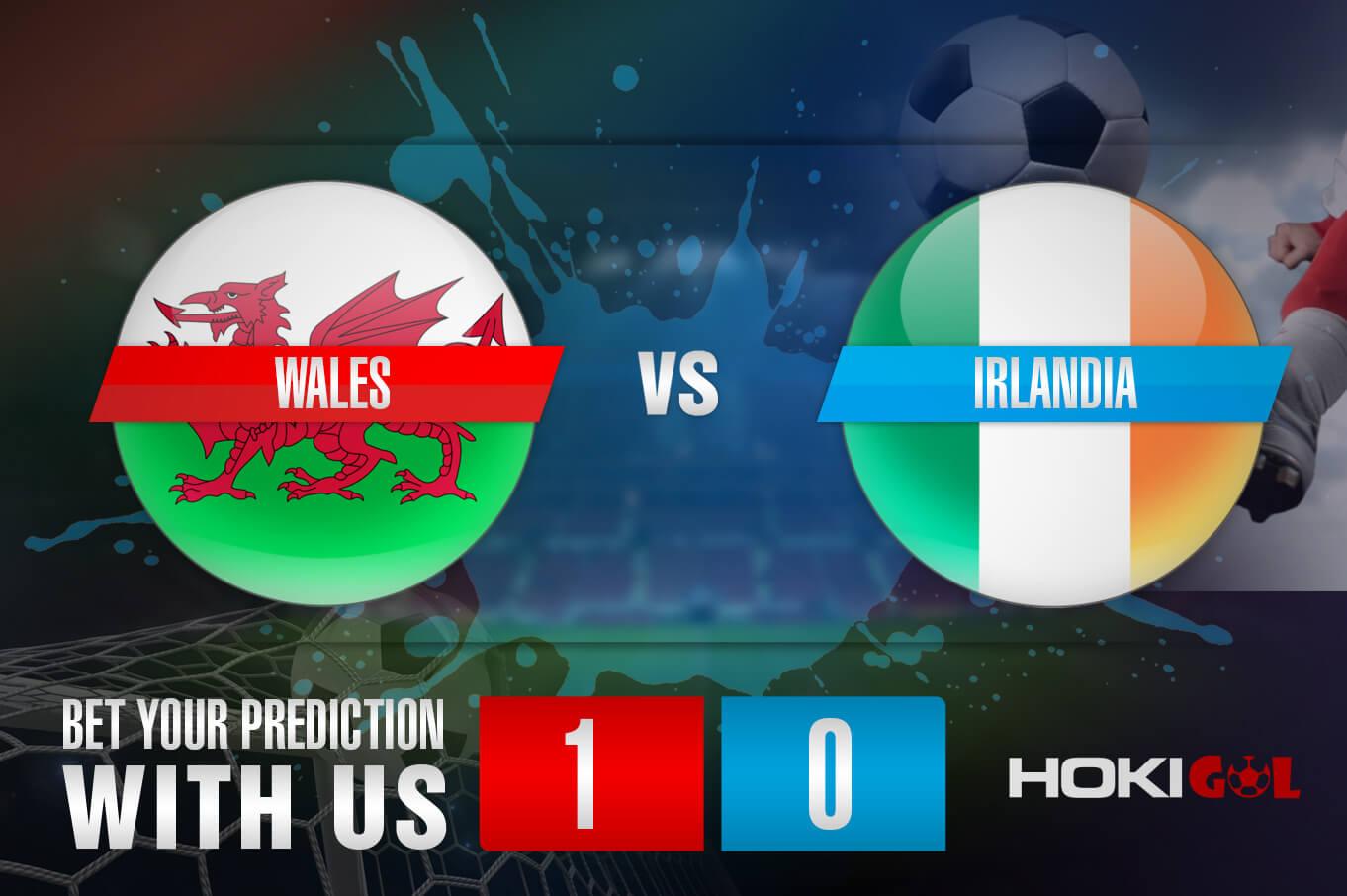 Prediksi Bola Wales Vs Irlandia 16 November 2020