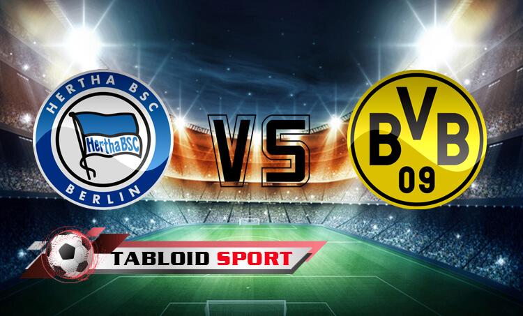 Prediksi Hertha Berlin Vs Dortmund 22 November 2020
