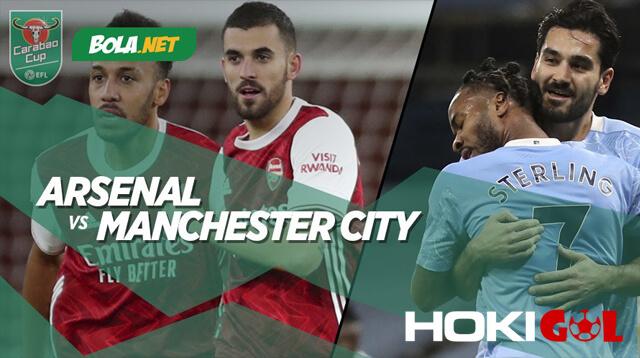 Jelang Arsenal Vs M City, Sejarah Vs Era Kiwari