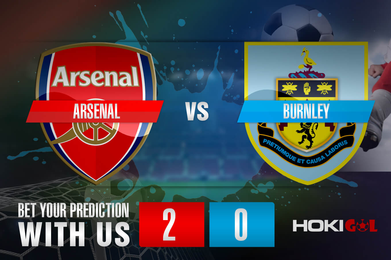 Prediksi Bola Arsenal Vs Burnley 14 Desember 2020