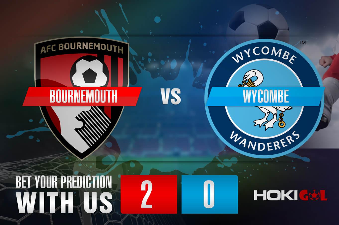 Prediksi Bola Bournemouth Vs Wycombe 16 Desember 2020