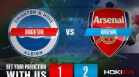 Prediksi Bola Brighton Vs Arsenal 30 Desember 2020