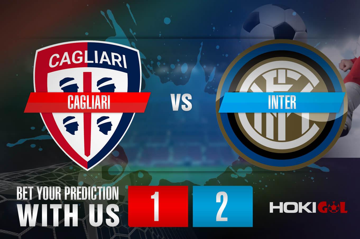 Prediksi Bola Cagliari Vs Inter 13 Desember 2020