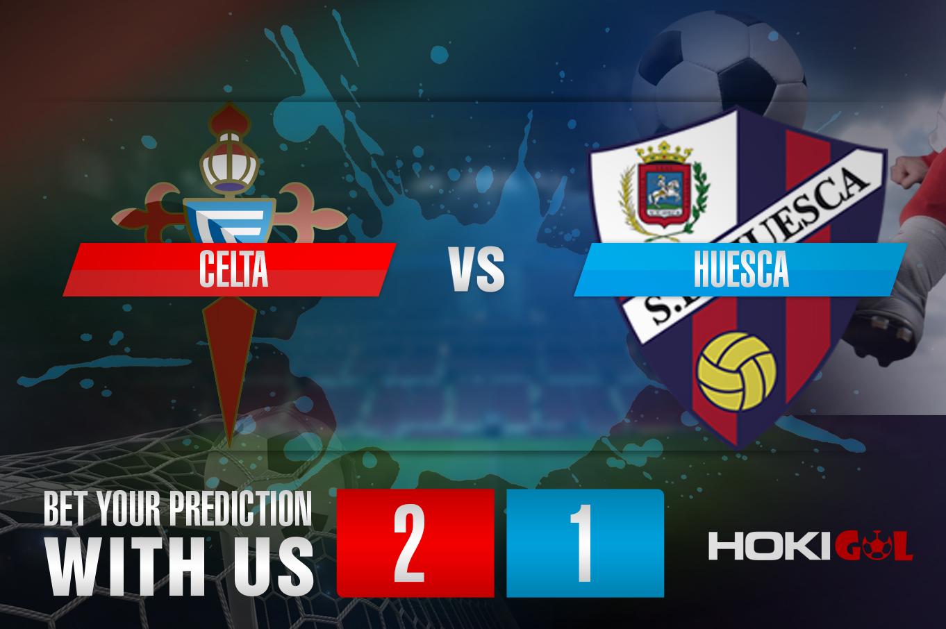 Prediksi Bola Celta Vs Huesca 31 Desember 2020