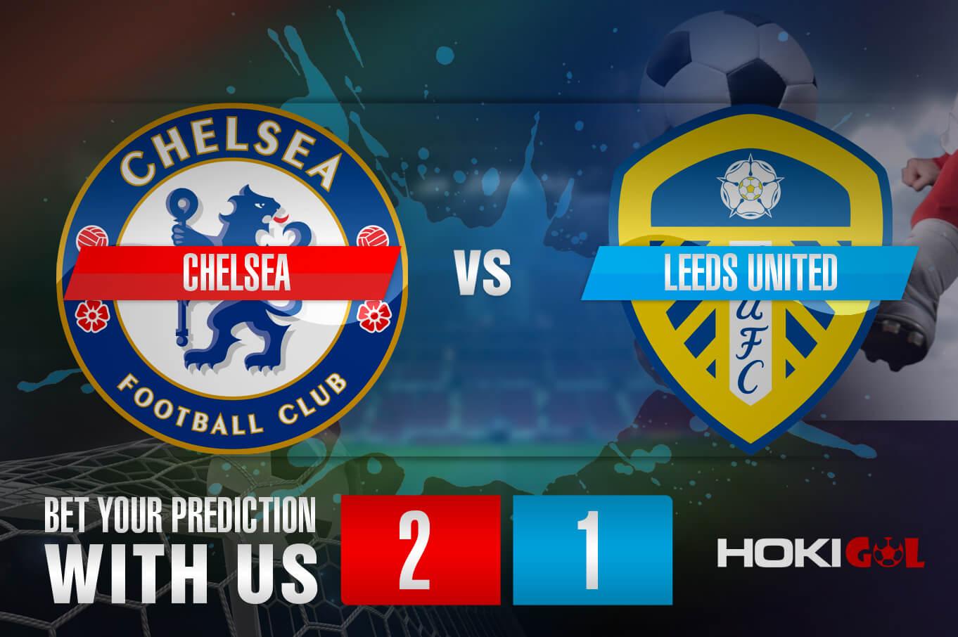 Prediksi Bola Chelsea Vs Leeds United 6 Desember 2020