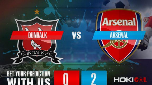 Prediksi Bola Dundalk Vs Arsenal 11 Desember 2020