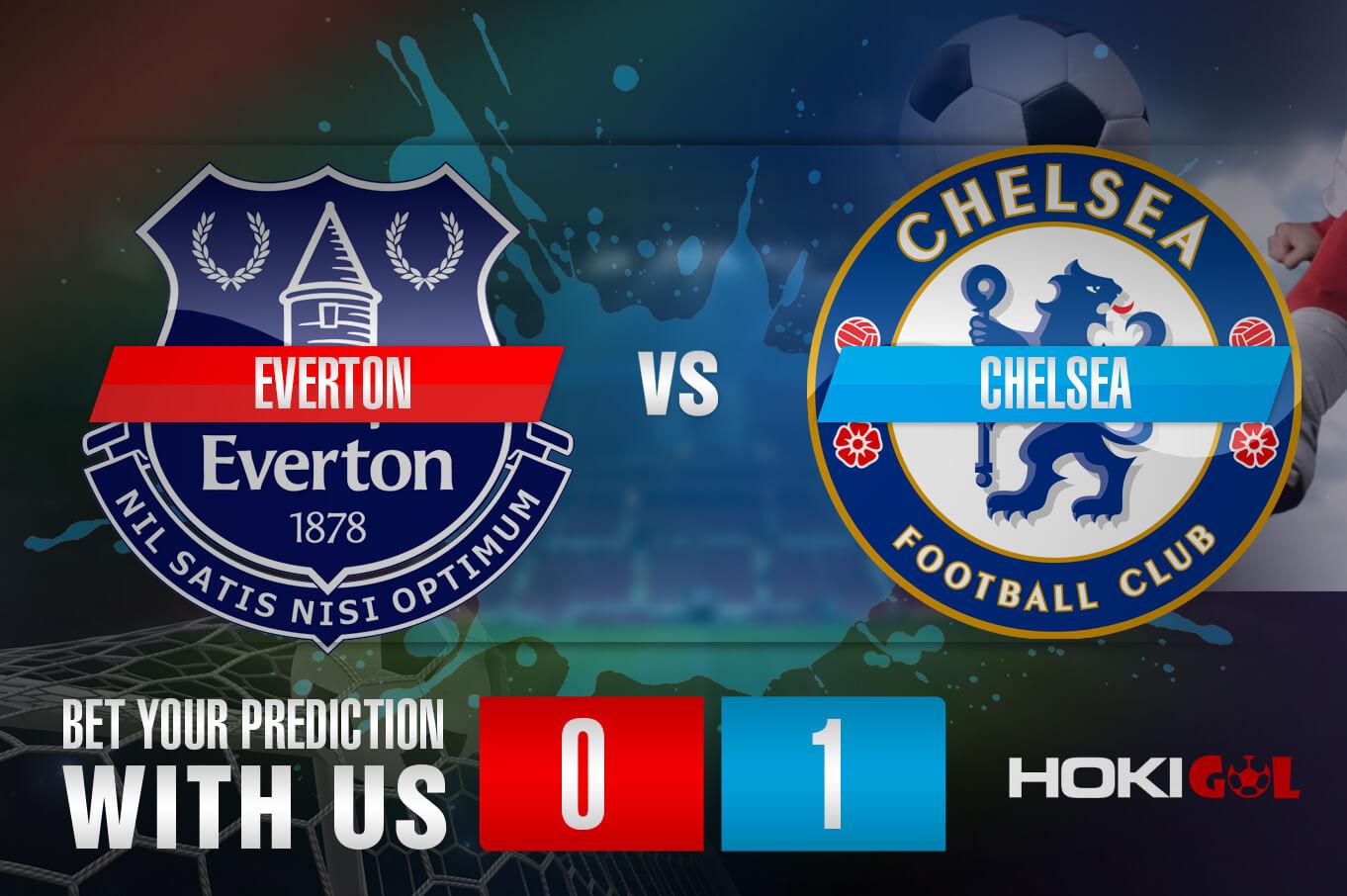 Prediksi Bola Everton Vs Chelsea 13 Desember 2020