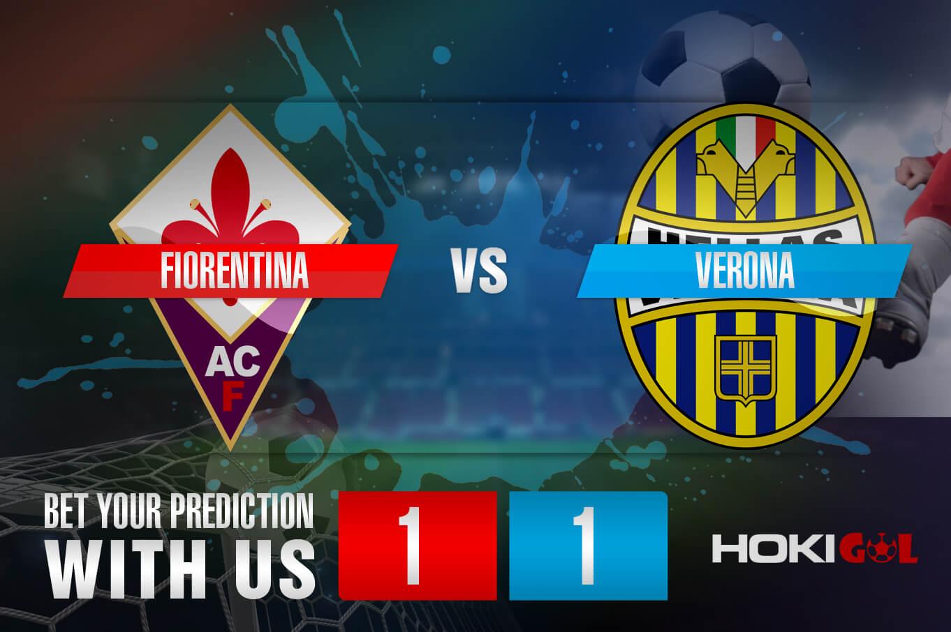 Prediksi Bola Fiorentina Vs Verona 19 Desember 2020