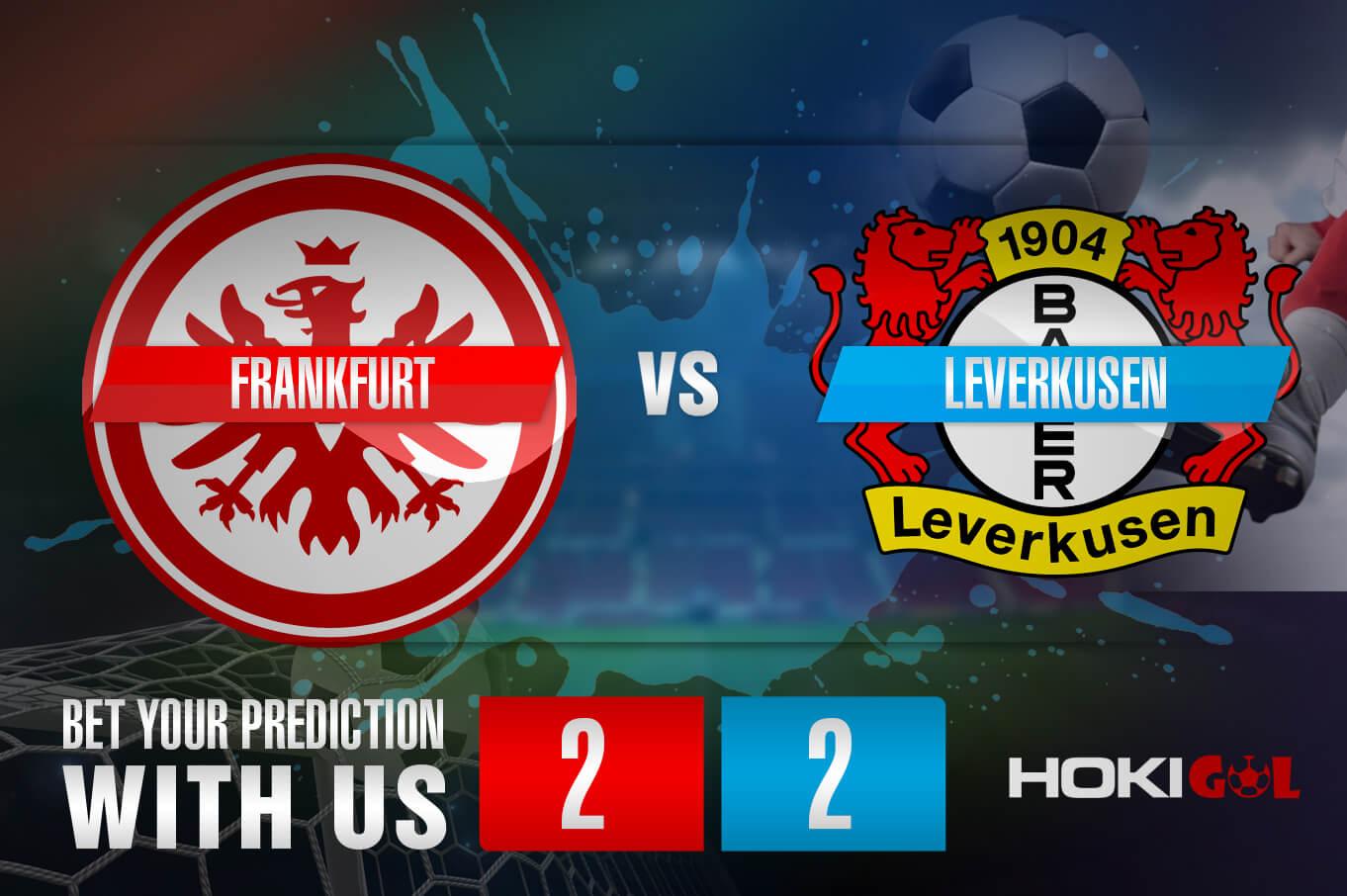 Prediksi Bola Frankfurt Vs Leverkusen 2 Januari 2021