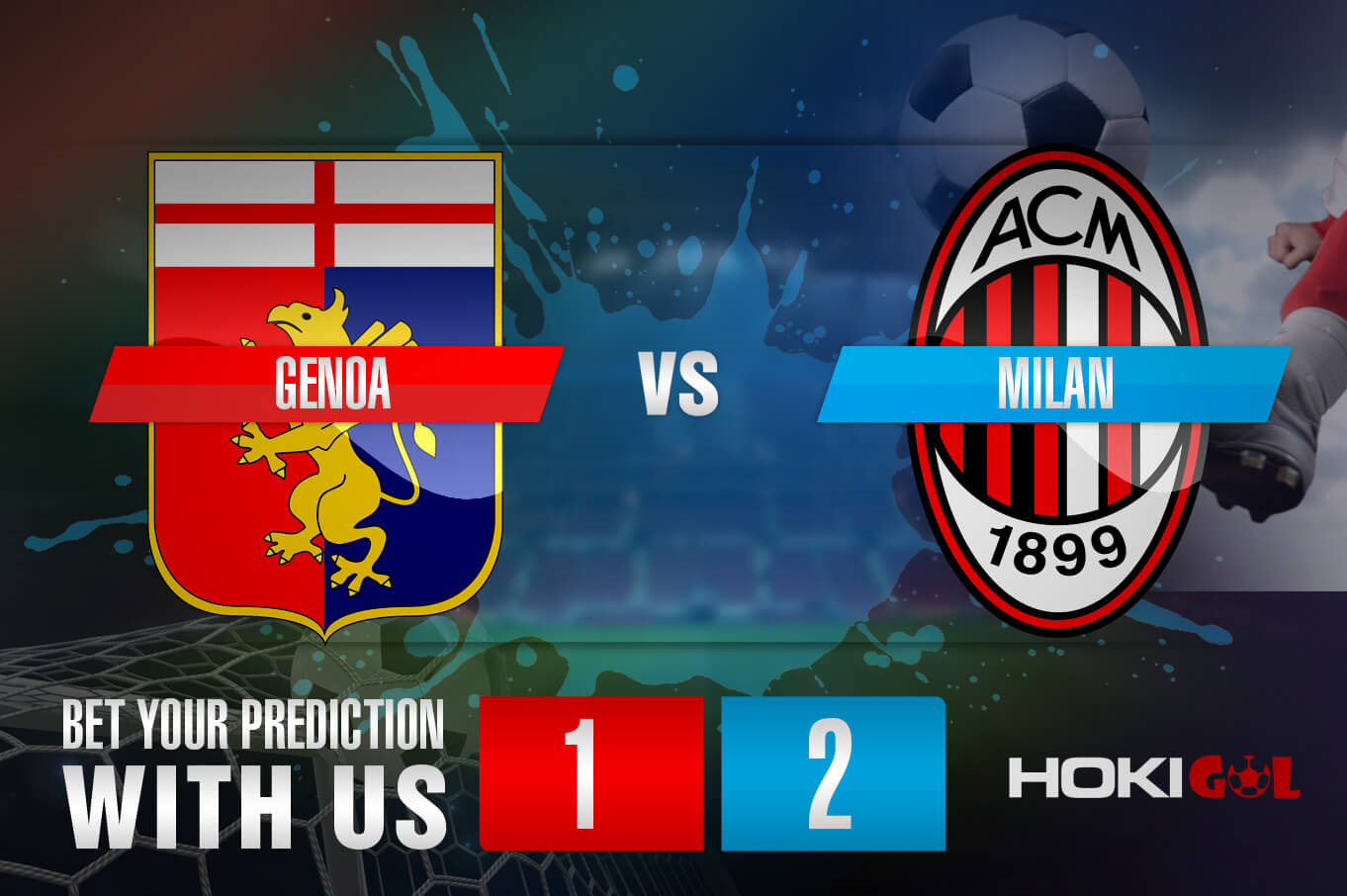 Prediksi Bola Genoa Vs Milan 17 Desember 2020