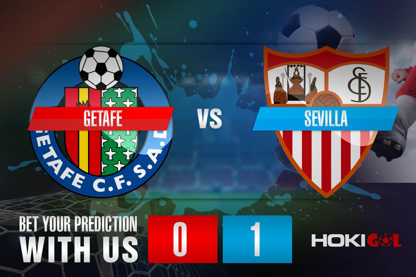 Prediksi Bola Getafe Vs Sevilla 12 Desember 2020