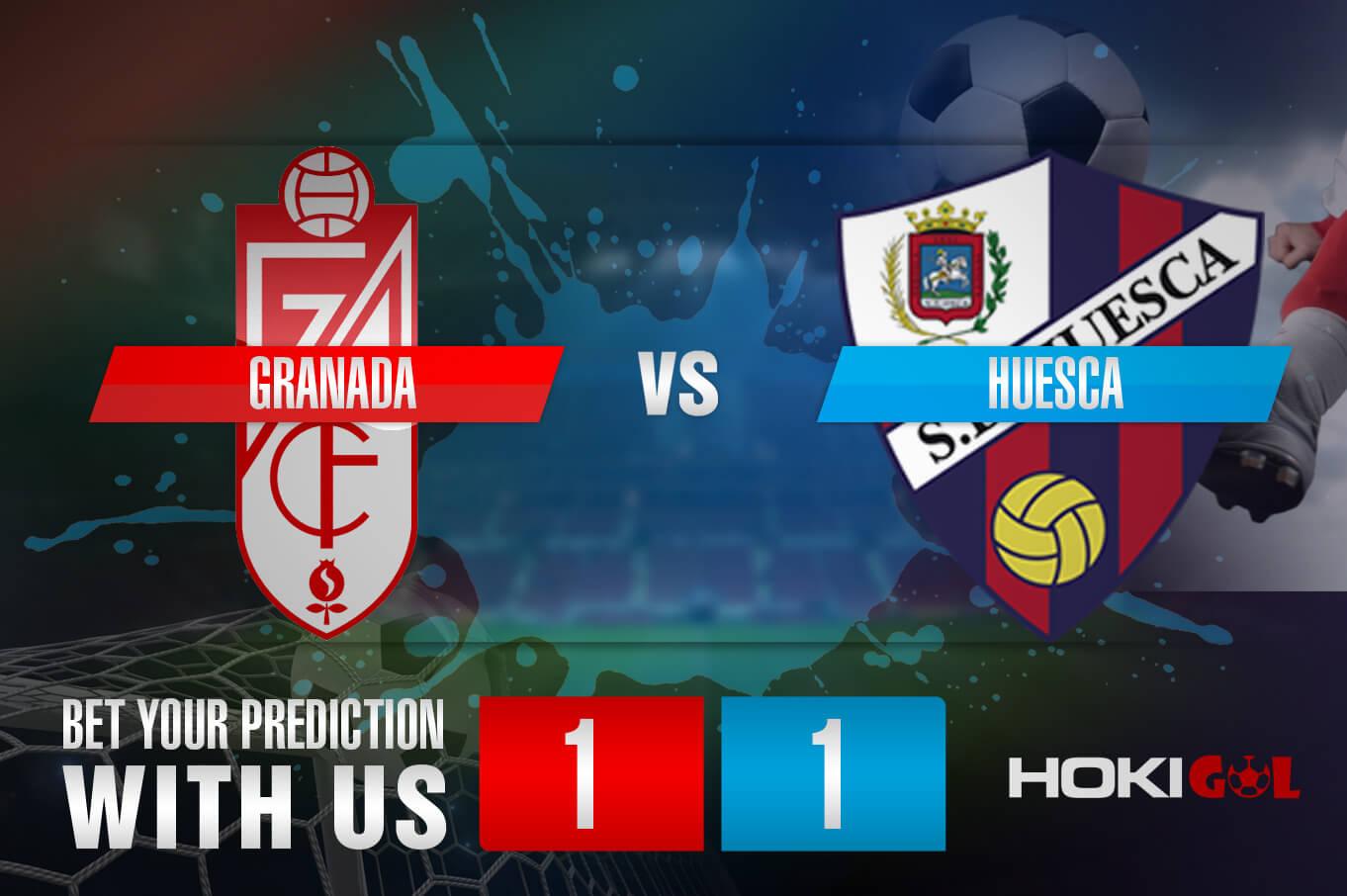 Prediksi Bola Granada Vs Huesca 6 Desember 2020