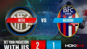 Prediksi Bola Inter Vs Bologna 6 Desember 2020