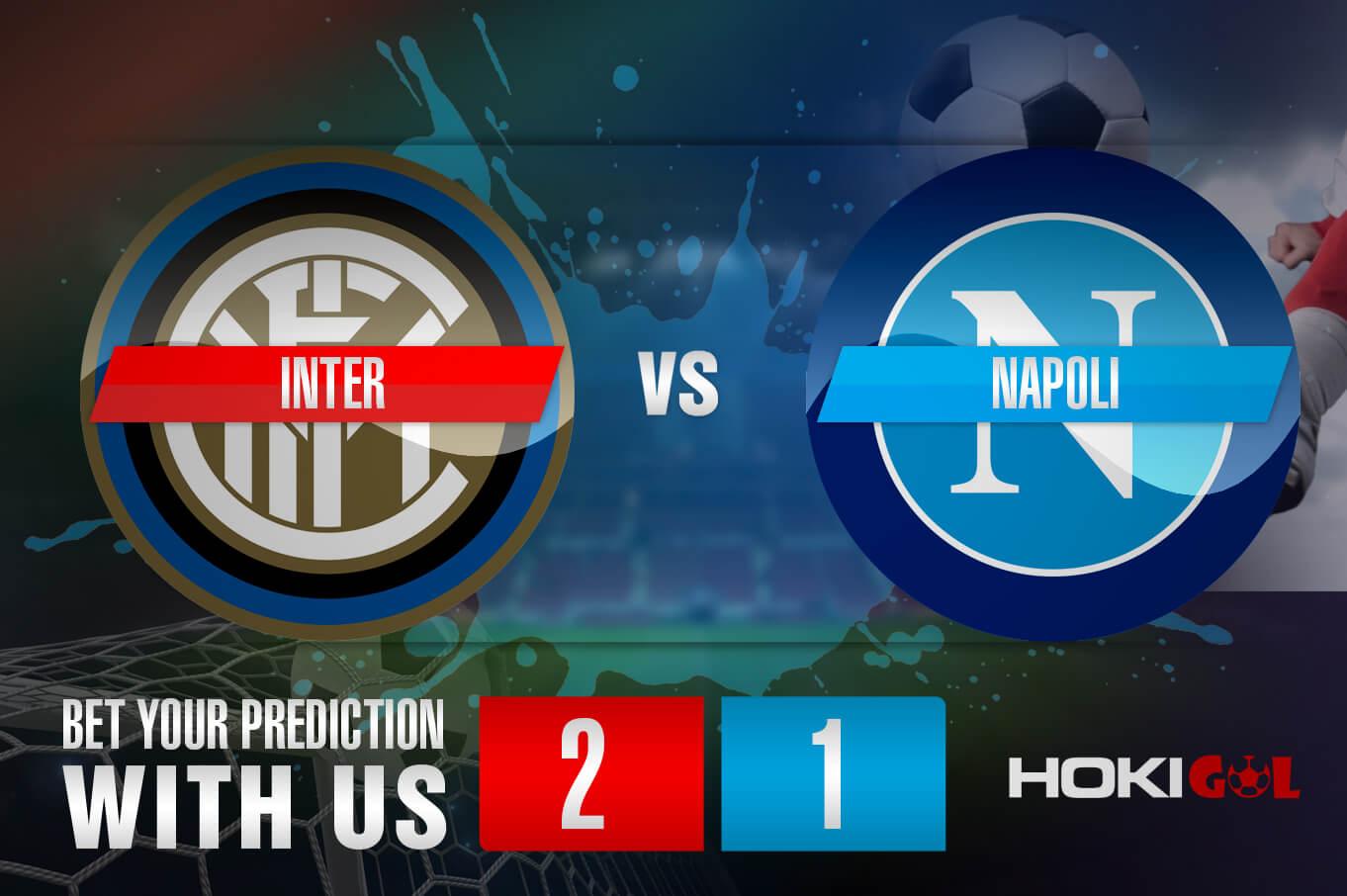 Prediksi Bola Inter Vs Napoli 17 Desember 2020